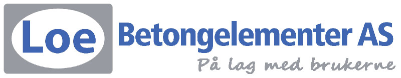 Logo Loe Betongelementer AS